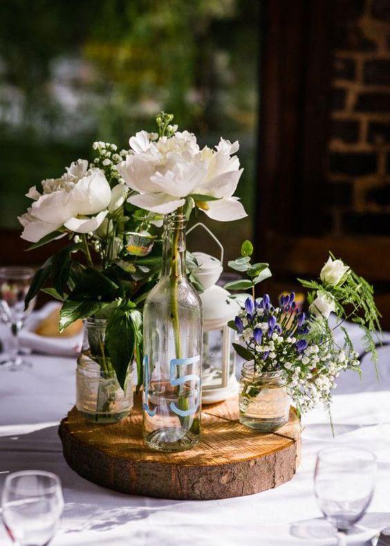Pour que votre jour soit parfait, la table de mariage a aussi son rôle à jouer et on vous livre quelques idées!