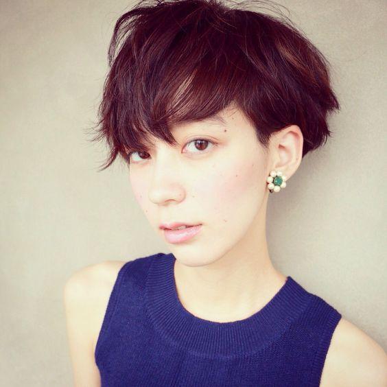 高橋 忍 | ナチュラル,HAIR SPRING,NYLON NORMCORE,黒髪,NYLON SHORT HAIR | 6月25日 - HAIR
