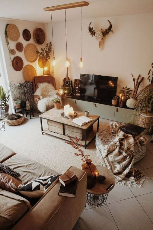 40 Rustic Home Decor Ideas To Present A Rural Ambience In The City Bong Pret Cute Home Decor Home Decor Living Room Decor