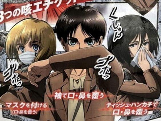Anime Delay COVID coronavirus