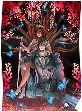 The Cruel Prince Poster