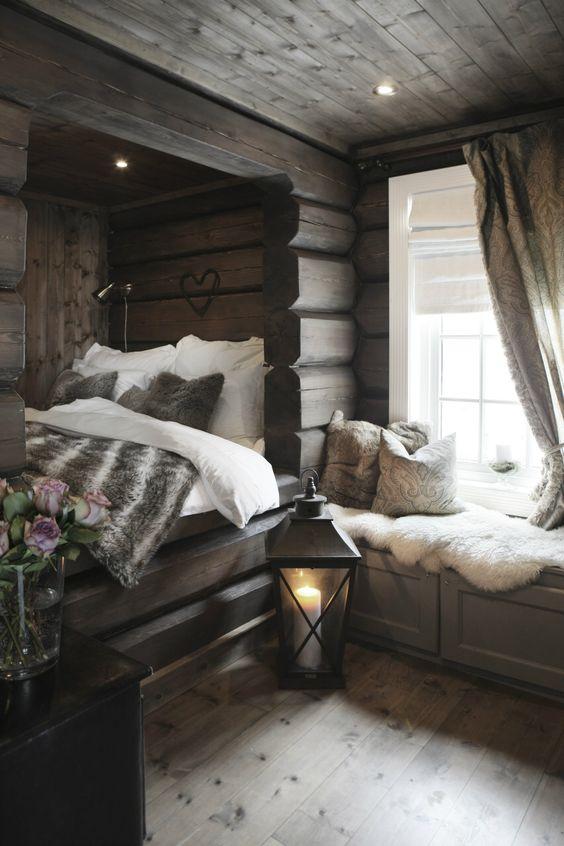 Fashionable Cottage Interior