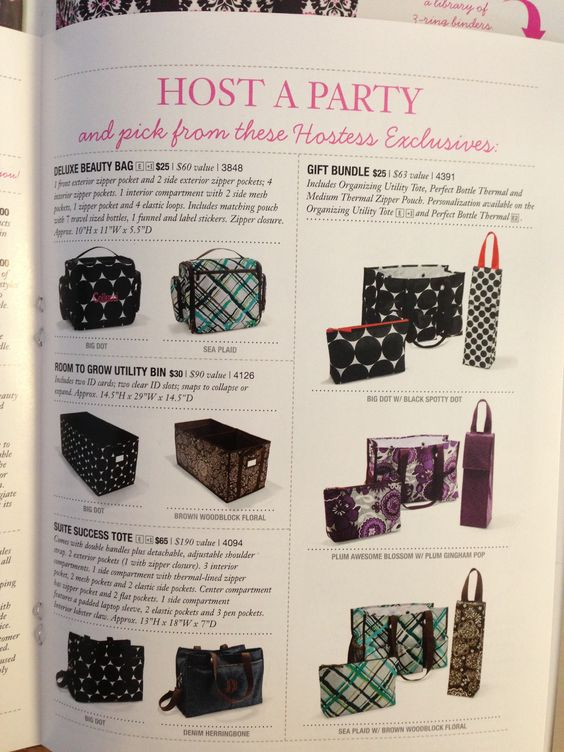 Thirty One Fall Thirty One And Catalog On Pinterest