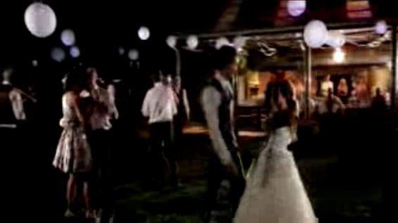 Rebecca Breeds Wedding