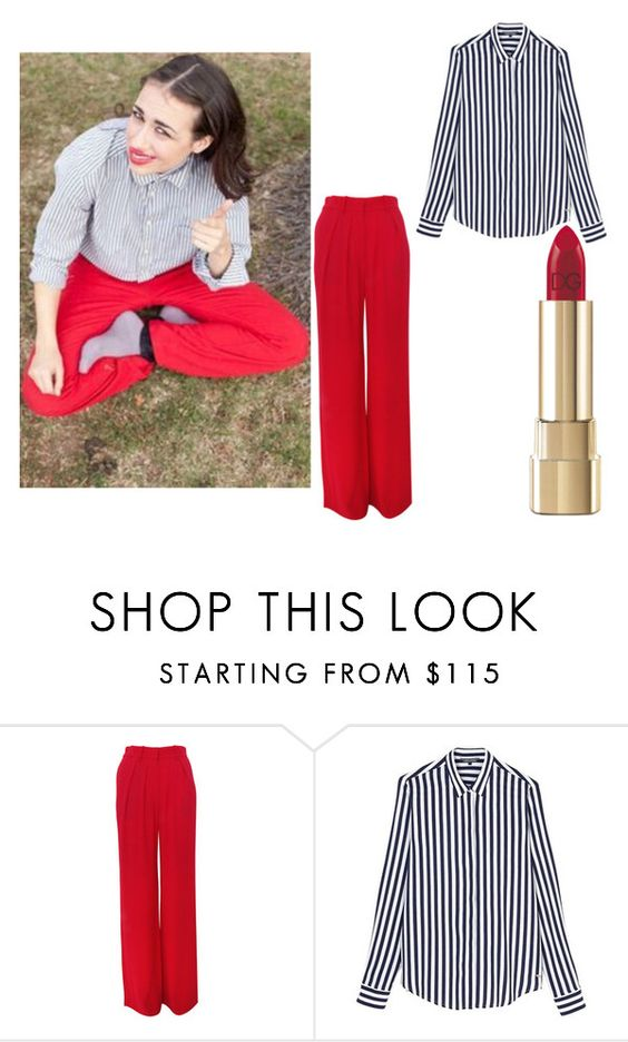 """""""Miranda sings"""" by peace-girl23 ❤ liked on Polyvore featuring Isabel Marant, Tommy Hilfiger, Dolce&Gabbana, women's clothing, women, female, woman, misses and juniors"""