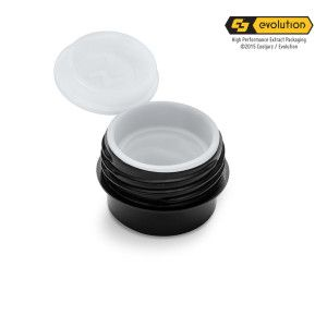 2 Dram Silicone Lined Dab Containers