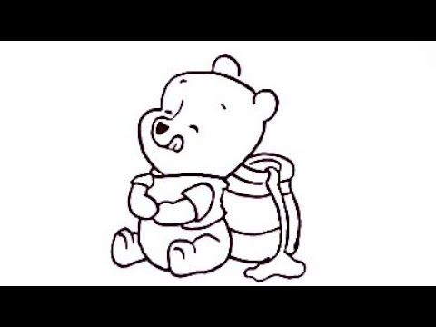 رسومات سهله وجميلة رسم سهل وكيوت تعليم الرسم للأطفال خطوة بخطوة How To Draw Easy Youtube Vault Boy Character Fictional Characters
