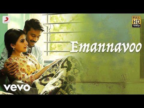 Nava Manmadhudu Emannavoo Lyric Anirudh Ravichander Dhanush Youtube Album Songs Tamil Video Songs Anirudh Ravichander