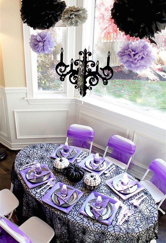 Hermosas ideas de decoración con la temática de Vampirina