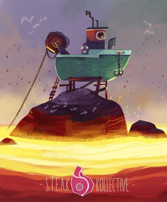 STEAK | Super Teknikal Epik Animation Kollective.: Photo