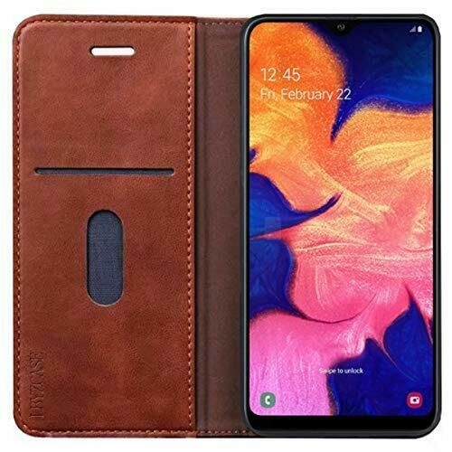 Samsung Galaxy A10e Wallet Flip Case Soft Leather Card Slots Kickstand Magnetic Unbranded Case Card Slots Samsung Galaxy