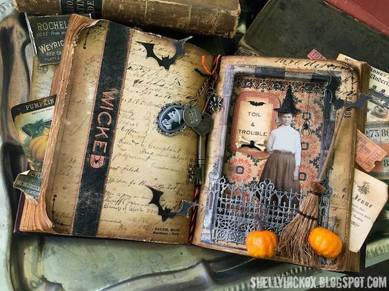 Hi everyone! Today I'm sharing a spooky Halloween project that I hope puts you…