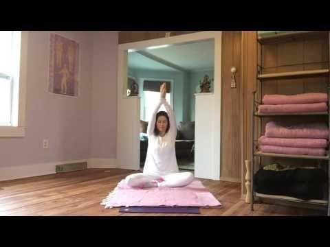 Yin Yoga For The Large Intestine Meridian Youtube Large Intestine Yin Yoga Yin Yoga Sequence