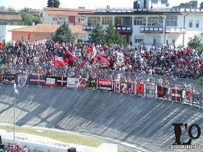 Virtus Lanciano-Bari 1-1: i rossoneri si fanno rimontare il vantaggio iniziale