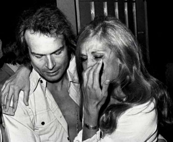 Dalida moved when Richard Chanfray gets out of prison.