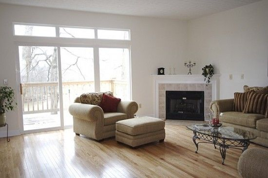 Corner fireplace ideas for an l shaped living room for L shaped living room with fireplace