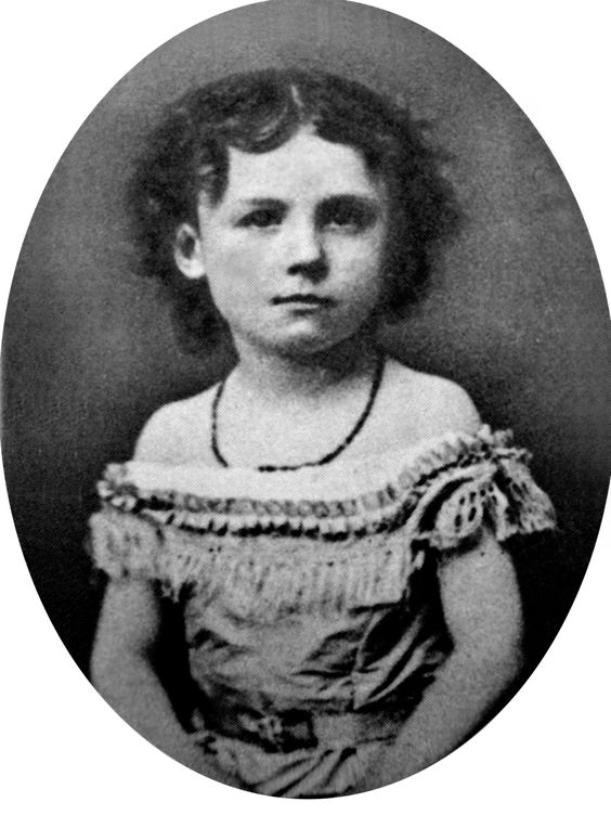 "Little Nina, lost at seven in a train wreck in Cleveland, TN. Her sad story is featured in ""Ghosts of the Southern Tennessee Valley."""