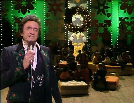 WATCH - Johnny Cash Christmas Specials | Johnny Cash | Pinterest ...