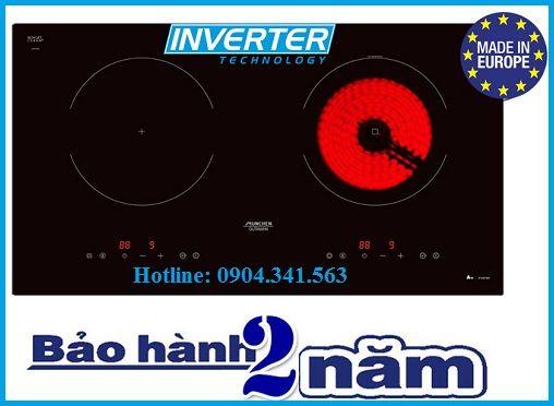Bếp điện từ Munchen GM 8642 HYB dùng có tốt không