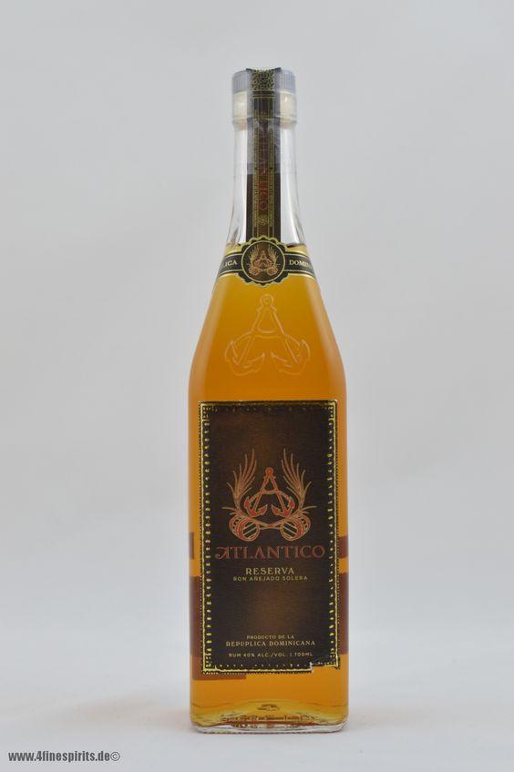 Atlantico Reserva Rum