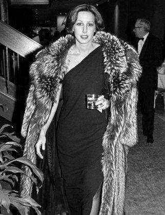Donna Karan in 1977