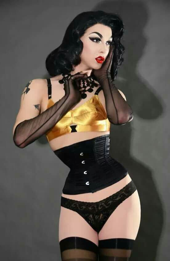 Violet Chachki Vintage Pinup Queen Things To Draw