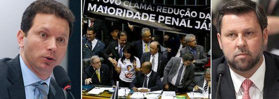 Após apoiar maioridade aos 16, PSDB homenageia ECA :