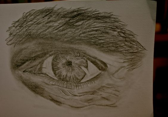 2/11/2012, drew the second eye of the day.