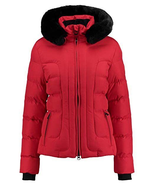 Jacke Belvedere Winter Rot74S Damen Wellensteyn Nwn08PkXO