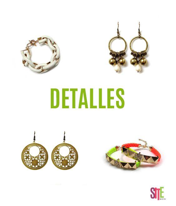 ¡Atención chicas! ;D En todas las tiendas @15·50 tienen descuentos en productos de bisuteria #moda #sitemagazine