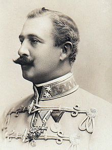 Otto Franz Joseph Karl Ludwig Maria, Prince Imperial and Archduke of Austria, Prince Royal of Hungary and Bohemia (April 21, 1865 – November 1, 1906) was the second son of Archduke Karl Ludwig of Austria (younger brother of Emperor Franz Joseph I of Austria) and his second wife, Princess Maria Annunciata of Bourbon-Two Sicilies. He was the father of Charles I of Austria, the last Emperor of Austria.