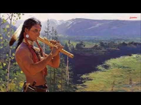 Pra Dormir E Relaxar 2 Horas De Flauta Indigena E Sons Da