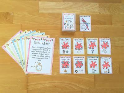 Materialwiese: Rollenkarten für die Gruppenarbeit in der Grundschule