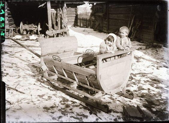 Łemkowie i Bojkowie w Polsce - zdjęcia archiwalne - Nowy Sącz, 1934