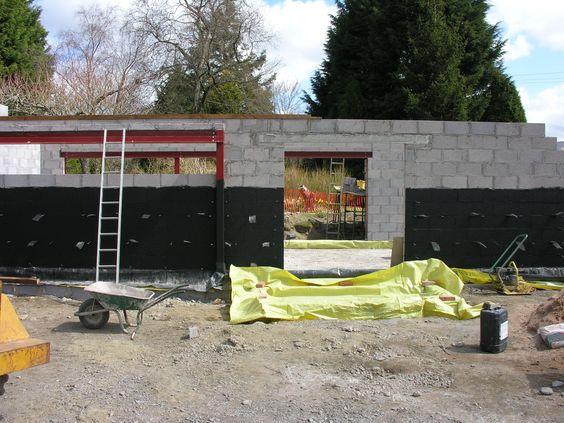 Function room taking shape @ rivercatcher.co.uk Luxury holiday cottages