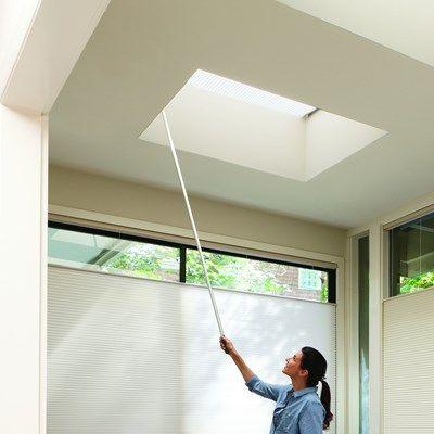 Accordia Light Filtering Cellular Skylight Ladder The O
