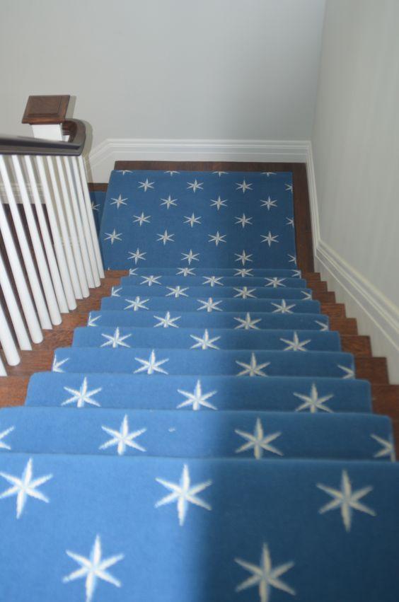 Best Custom Stair Runner Belmont Ma Www Thecarpetworkroom Com 640 x 480