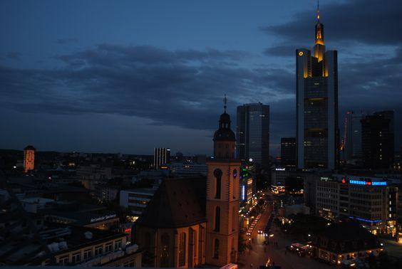 Frankfurt/Deutschland - 2012