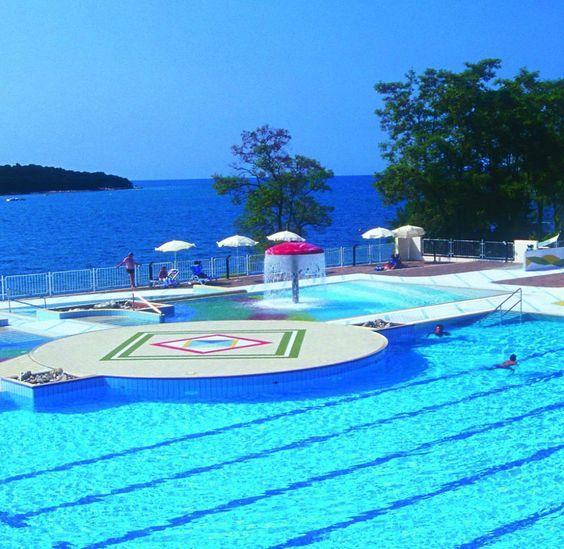 Camping Lanterna Porec Tar Istria Holiday / Istrie