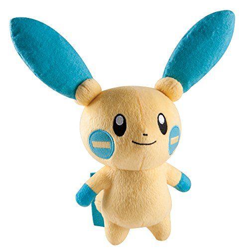 Pokémon Small Plush Minun TOMY https://www.amazon.com/dp/B00TV402YU/ref=cm_sw_r_pi_dp_x_Ck4Pxb08E8AW3
