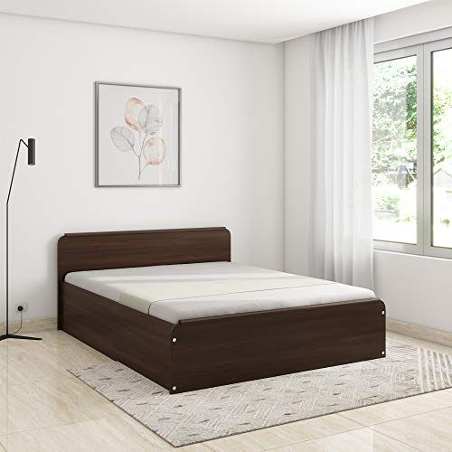 Amazon Brand Solimo Polaris Engineered Wood Queen Bed W Https