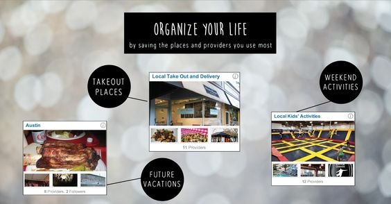 Planning a #vacation? Love ordering #takeout? Need #weekend plans?   Organize your life @ http://emazeme.com/lists/public