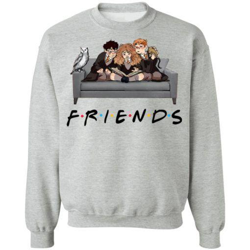 Harry Potter Friends Tv Show T Shirt Hoodie Sweatshirt Friends Tv Show Shirt Harry Potter Sweatshirt Hoodie Harry Potter Friends