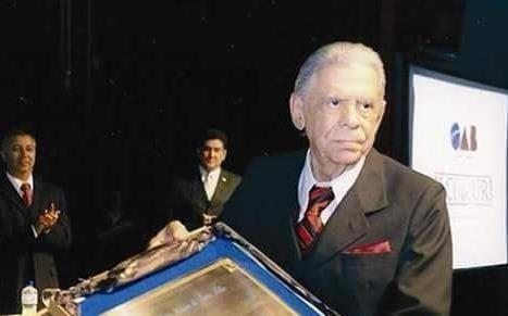 Morre o pioneiro da advocacia maringaense João Amaro de Faria Filho