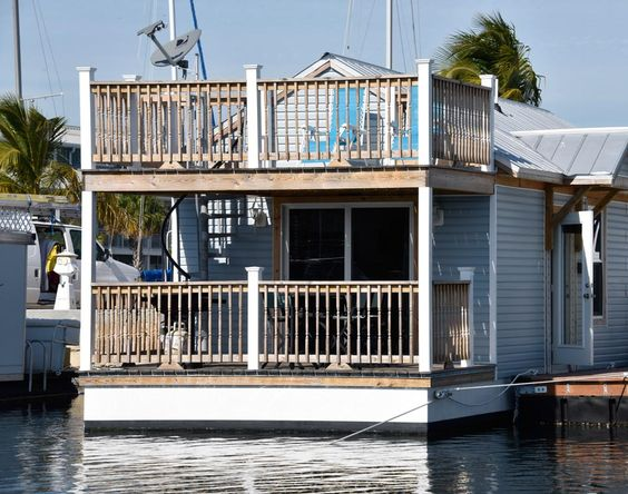 Reserve your spot on one of our Key West vacation boatels today!