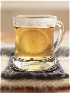 how to make a toddy for a cold