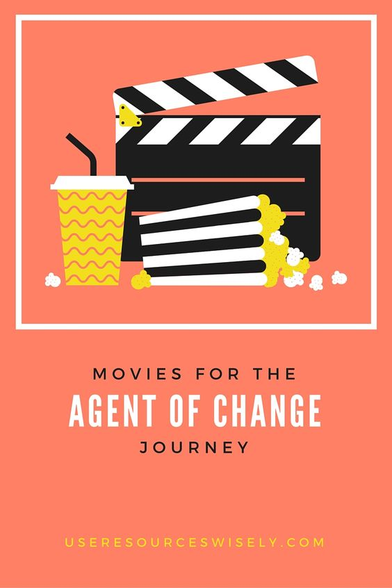 Movie ideas for the Girl Scout Junior Agent of Change journey.Sometimes…