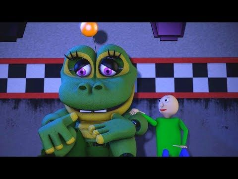 Sfm Baldi S Basics Baldi Helps Fnaf Ultimate Custom Night Youtube Fnaf Childrens Games Five Nights At Freddy S