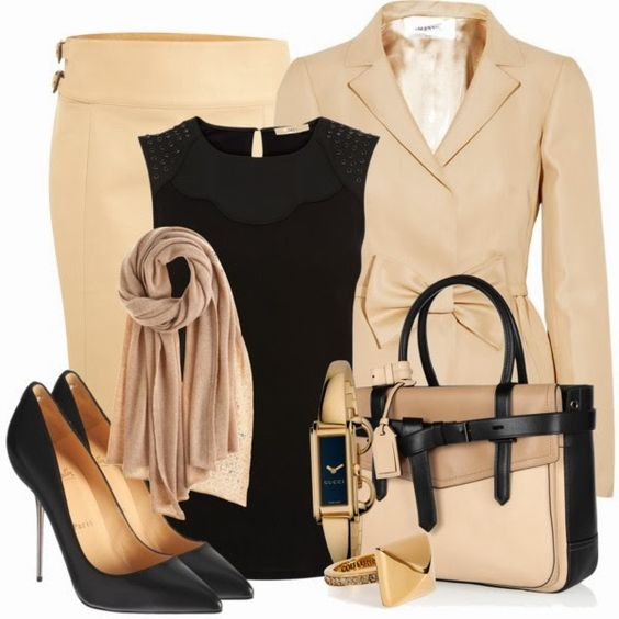 Work Outfit: Work Clothes, Outfit Ideas, Fashion Style, Business Attire, Fashion Idea, Workoutfit, Work Outfits, Women