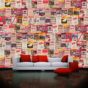 Liverpool FC Vintage Wallpaper product   LFC Official Online Store. Liverpool FC Vintage Wallpaper product   LFC Official Online Store